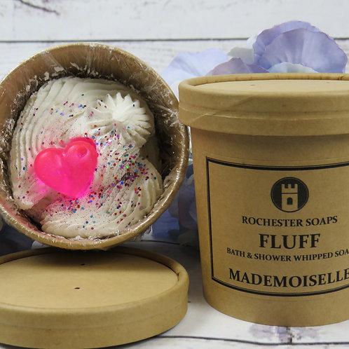 Bath & Shower Fluff Soap - Mademoiselle