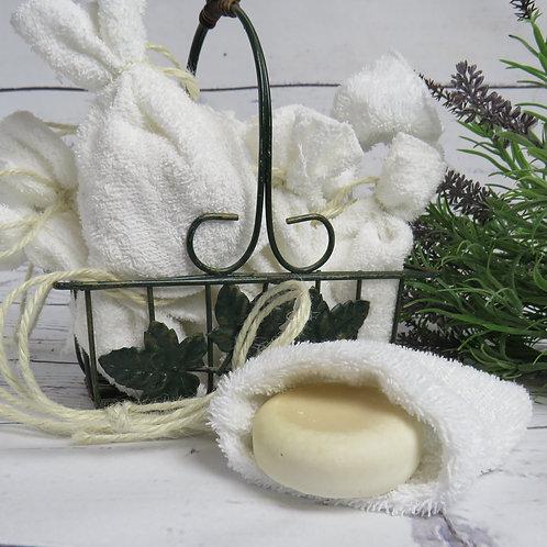Soap Bar in a bag - turtle dove