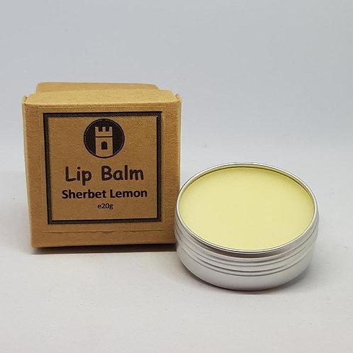 Lip Balm - Sherbet Lemon