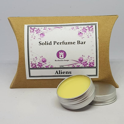 Solid Perfume - Aliens