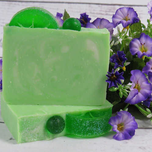Lovin the Lime soap
