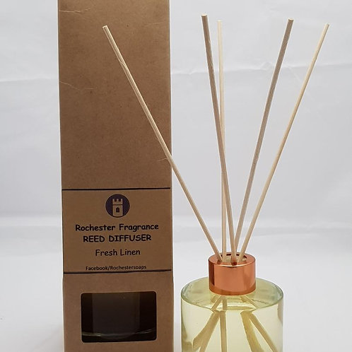 Reed Diffuser - Fresh Linen