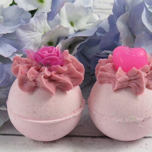 Finest Fragrance bath bombs - Mademoiselle