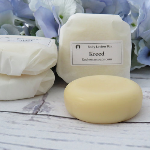 Body lotion bar - Kreed