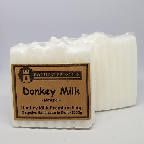 Donkey Milk Soap - Natural