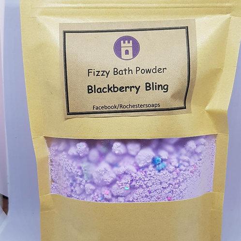 Fizzy Bath Powder - Blackberry Bling