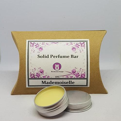 Solid Perfume - Mademoiselle