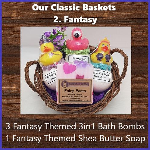 Classic Gift Basket-Fantasy