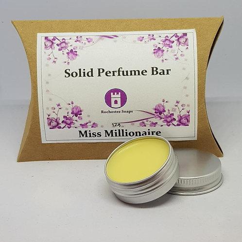 Solid Perfume - Miss Millionaire