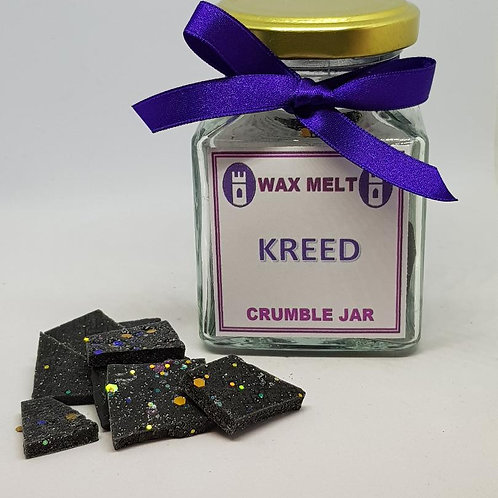 Wax crumble jar - Kreed