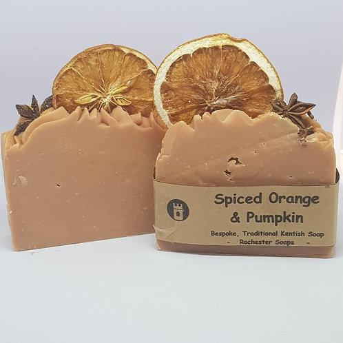 Spiced Orange & Pumpkin