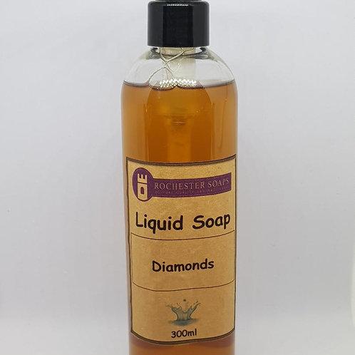 Liquid Soap - Diamonds