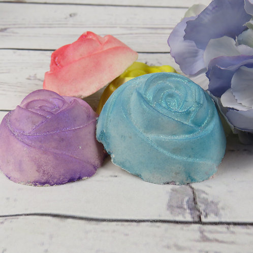 Just a Bath bomb -rose