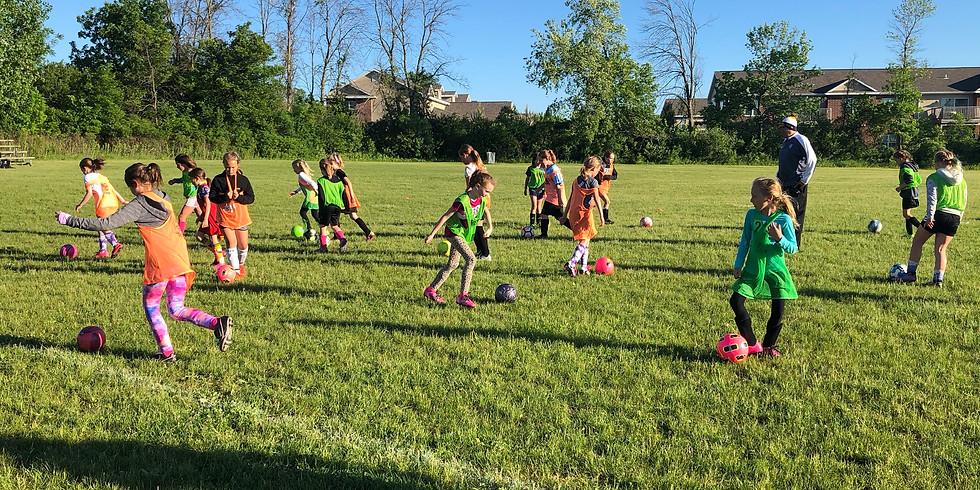 Oak Creek Soccer camp