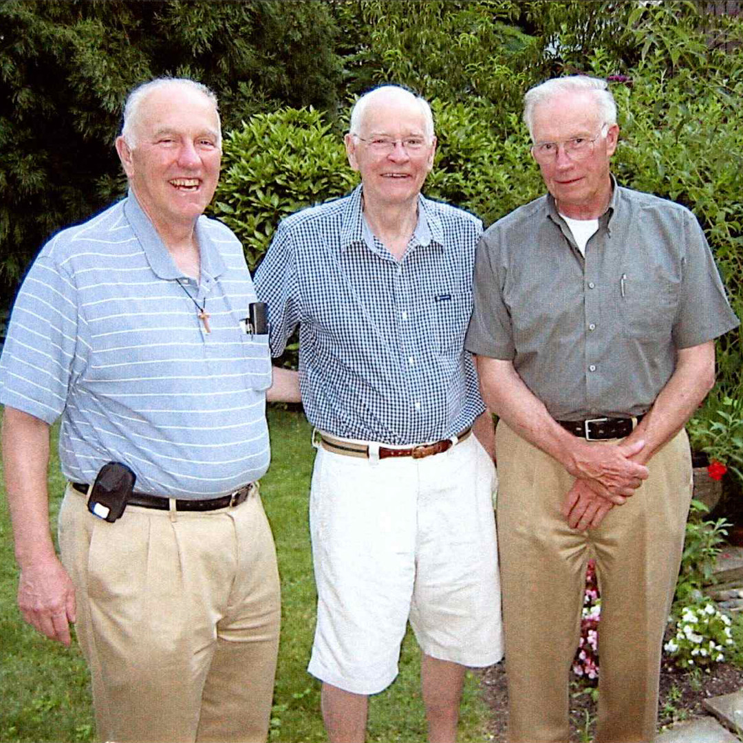 George - Bob - Bill - July 11 2008 - Col
