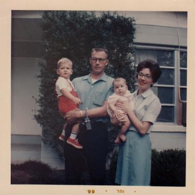 Dixie - Visit to Gainesville, FL 1966.jp