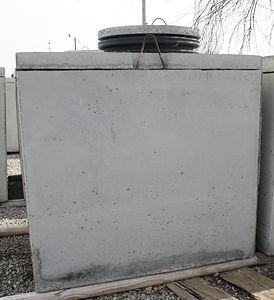 concrete cisterns iowa