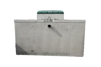 eco friendly biofilter septic system iowa