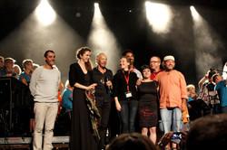 La Nuit d'Encontre au Festival de Cornouaille avec Alan Stivell