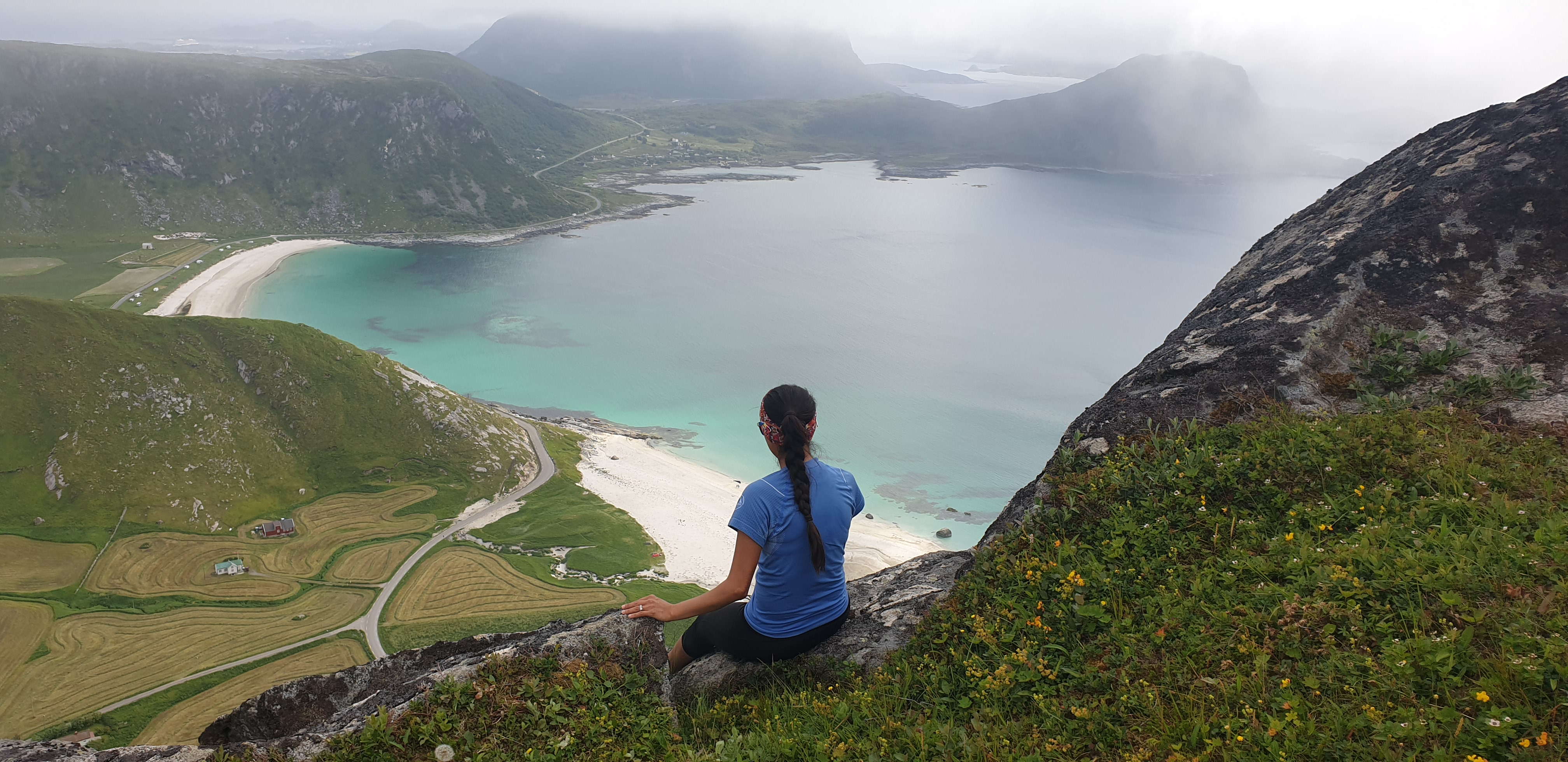 Lofoten trail running