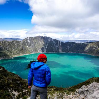 Quilotoa - Ecuador