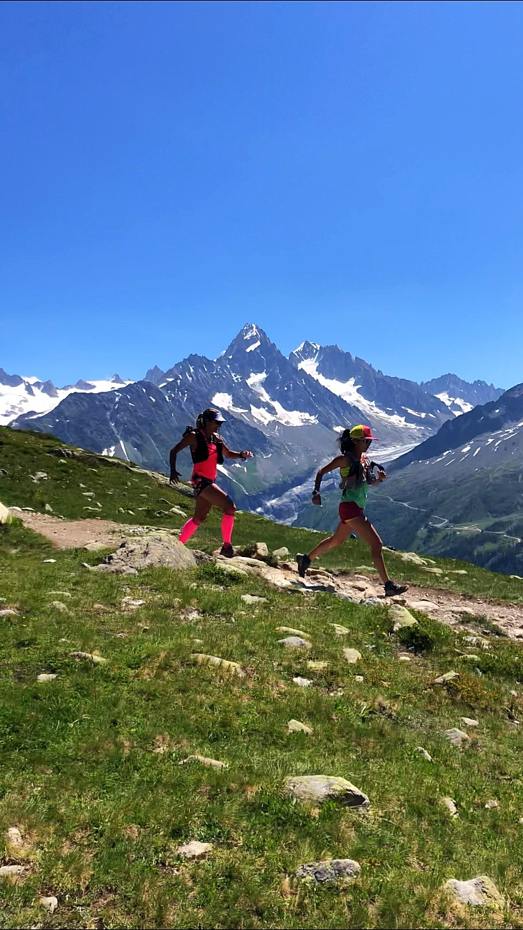 tour du mont blanc trail running
