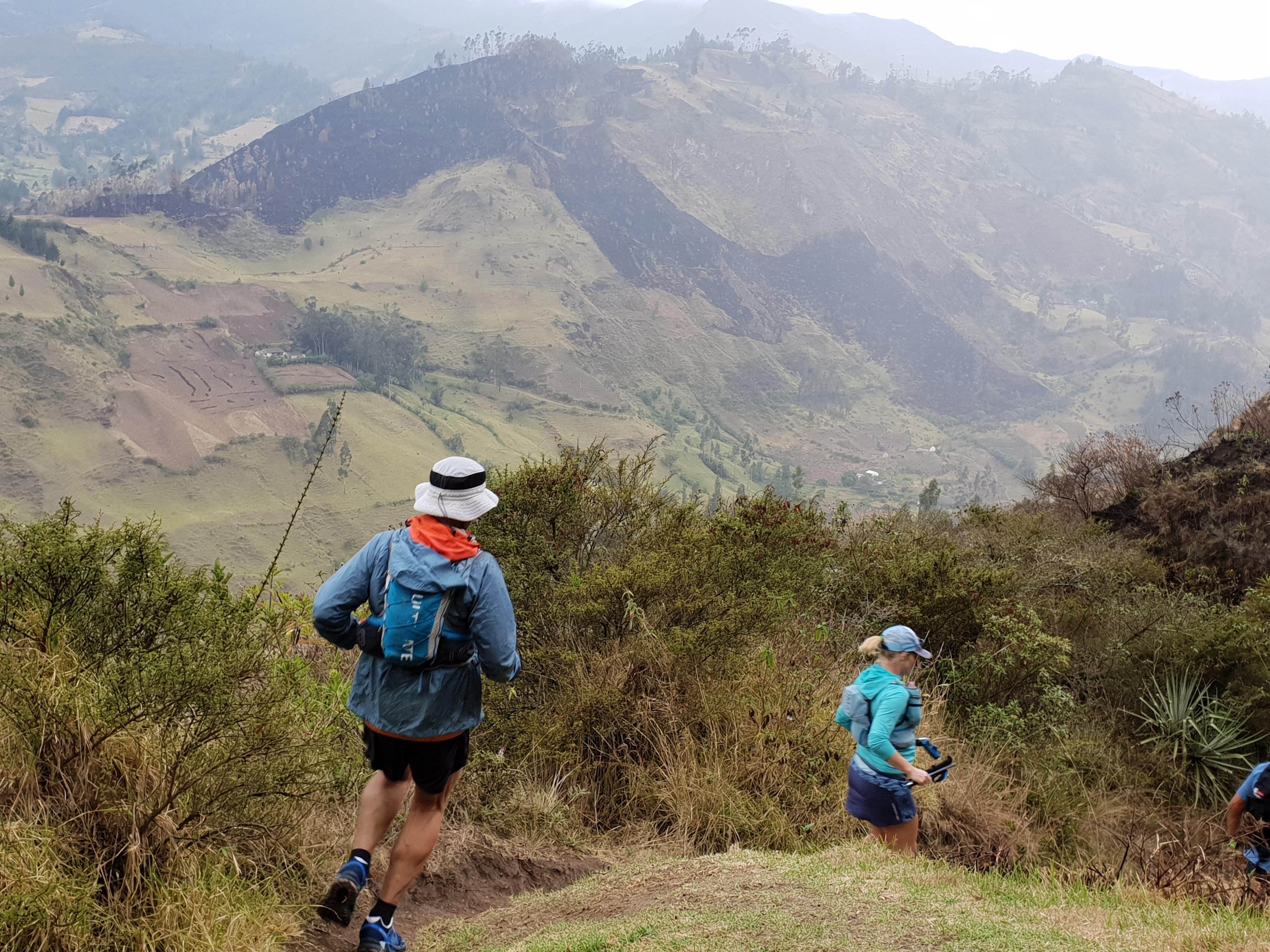 Ecuador, Trail Running