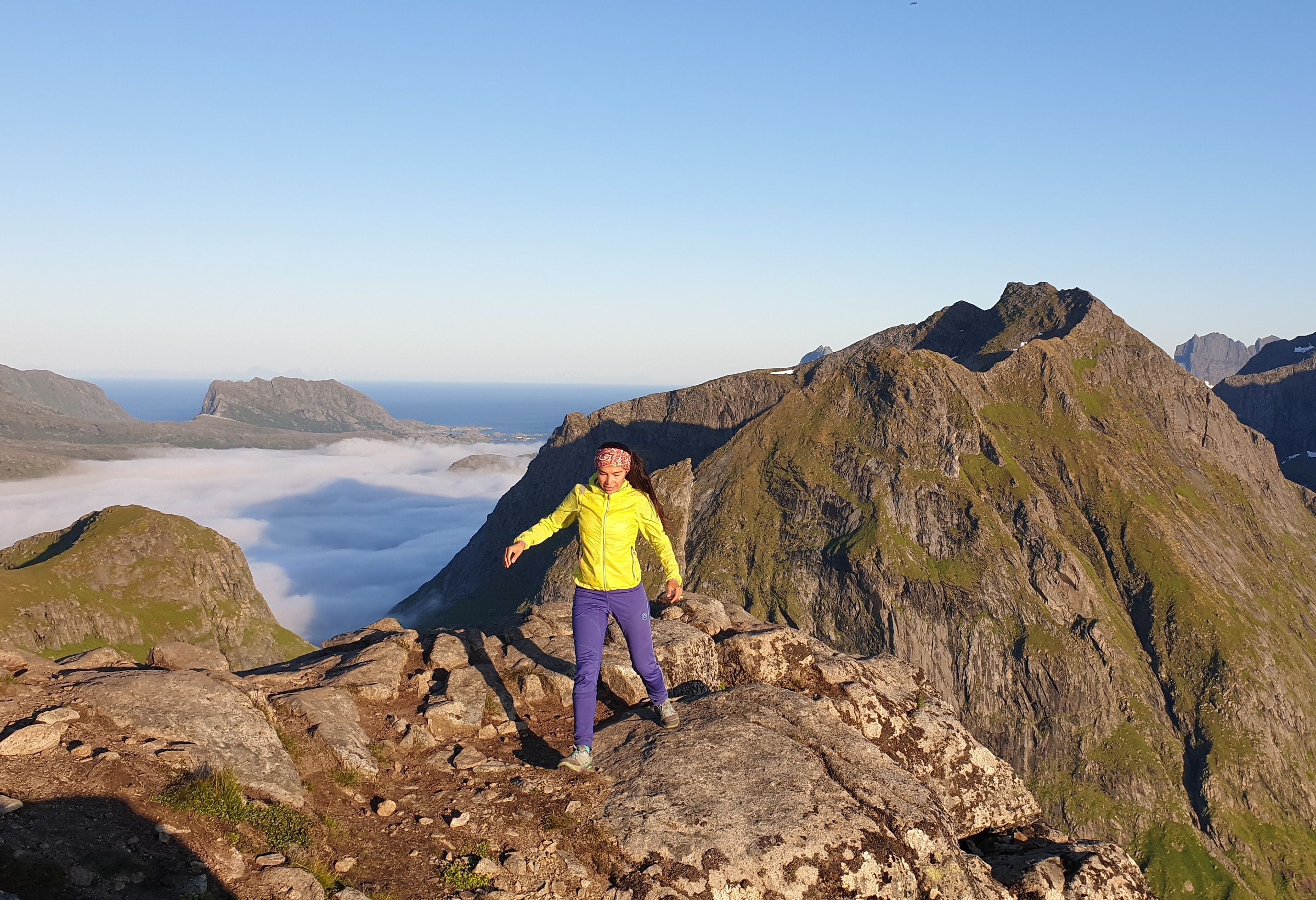 Lofoten - trail running