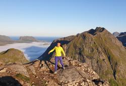 Lofoten - trail running