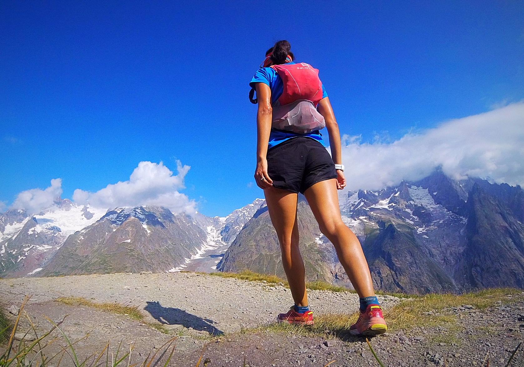 Tour du Mont Blanc TMB Trail Running