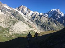 tour du mont blanc trail running