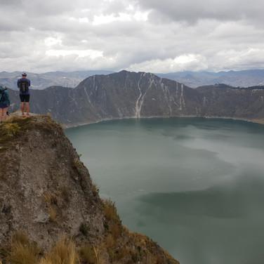 Quitoloa Lagoon