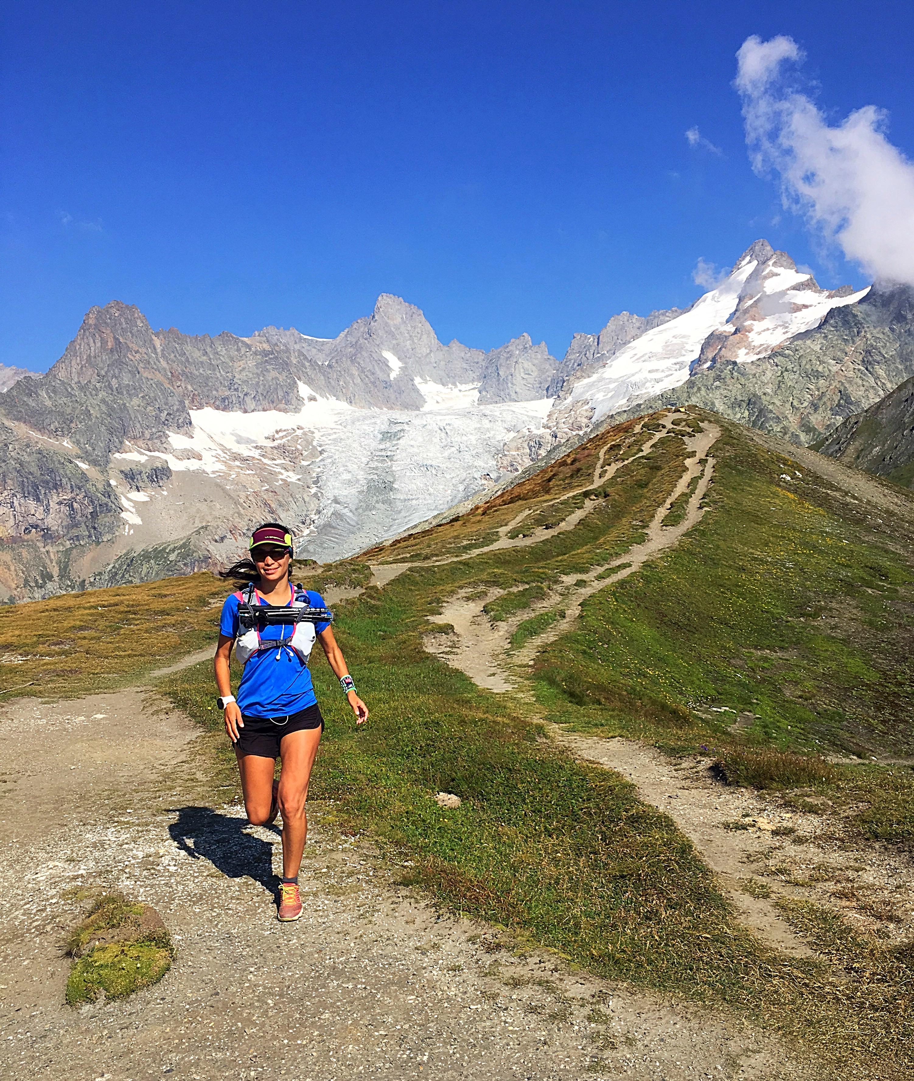 trail Running Mont Blanc