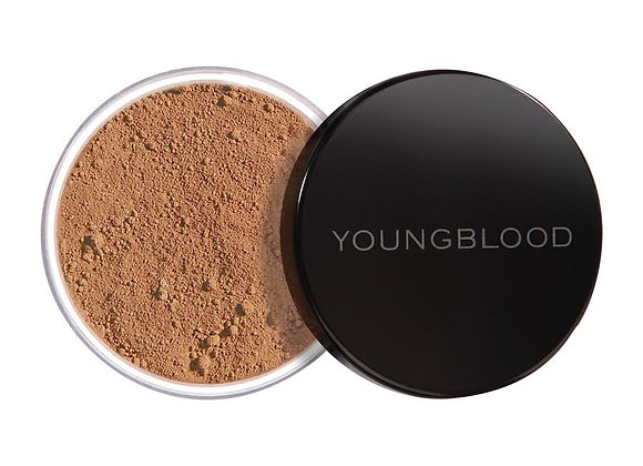 Youngblood Mineral Loose Foundation Mahogany