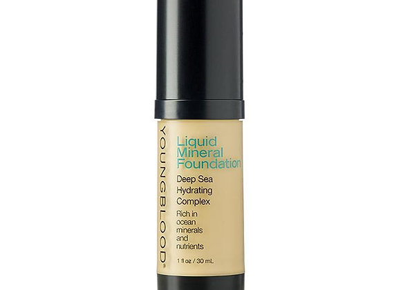 Youngblood Liquid Mineral Foundation Sand ( warm )