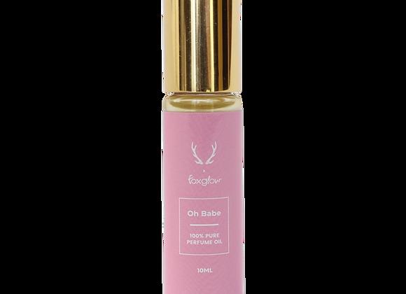 Foxglow oh babe perfume