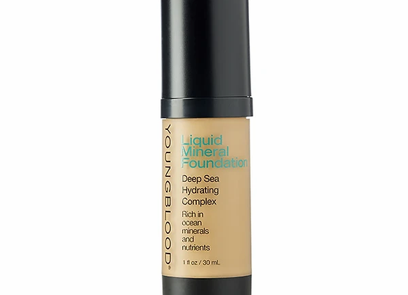 Youngblood Liquid Mineral Foundation Golden Tan ( Neutral )