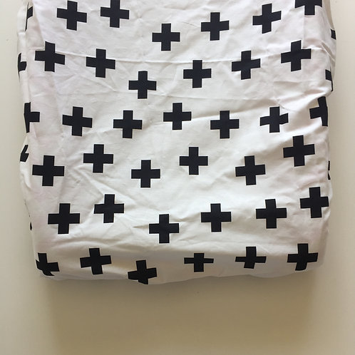Cross Change Mat Cover
