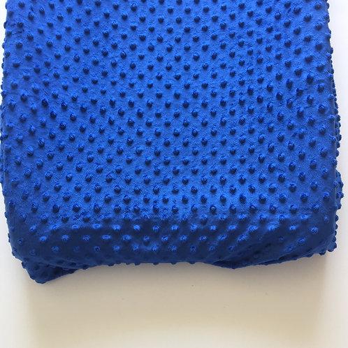 Blue Mink Change Mat Cover
