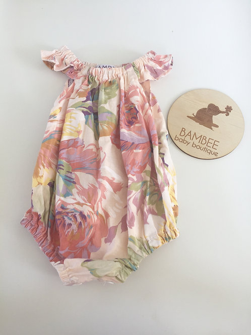 Valentine Seaside Romper