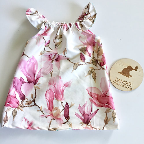 Floral Seaside Dress
