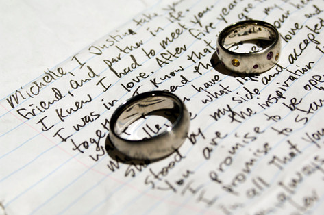 Personal Marriage Vows