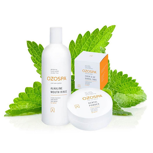 Ozospa Your Complete Oral Care System