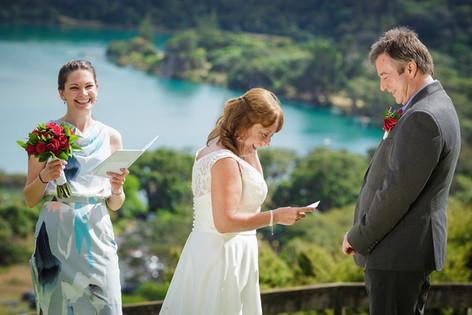 Elopemenet Marriage Ceremony Auckland