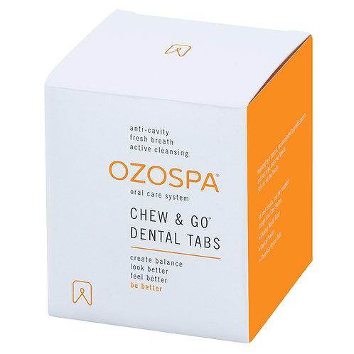:Dr Hisham's (Ozospa) Chew & Go Tabs/ Mints