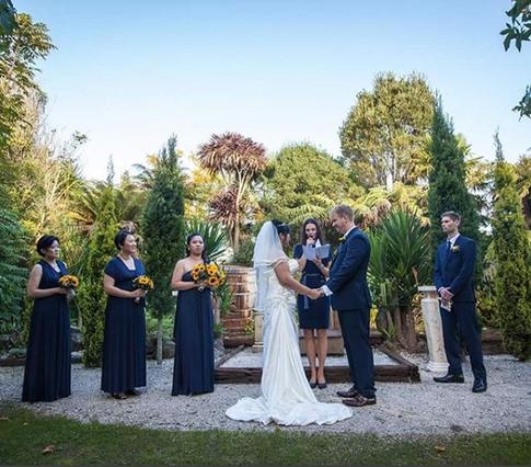 Wedding Celebrant Service