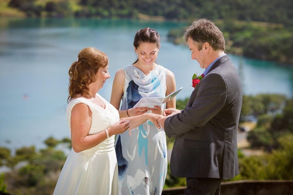 Intimate Marriage Ceremony