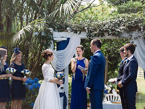 Russian Marriage Celebrant Auckland