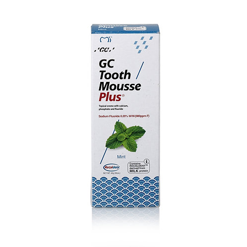 GC Tooth Mousse Plus (with Fluoride) Mint