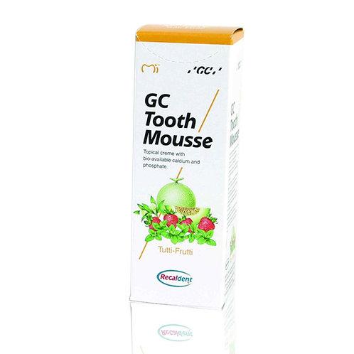 GC Tooth Mousse Tutti-Frutti